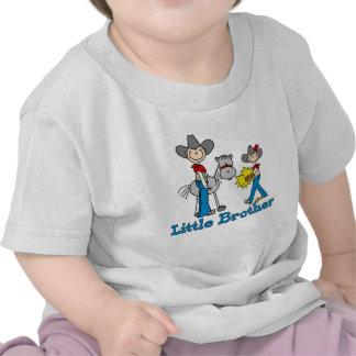 Vaqueros pequeño Brother del palillo Camisetas