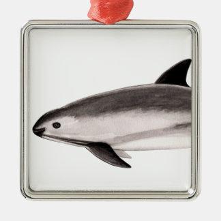 Vaquita Metal Ornament