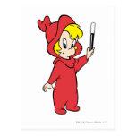 Vara mágica 4 de Wendy Tarjetas Postales