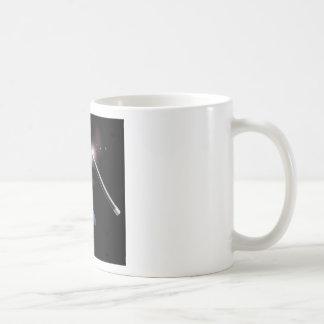 Vara mágica del tophat y de la magia tazas de café