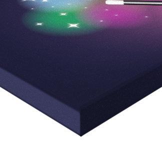 Vara mágica impresión en lienzo