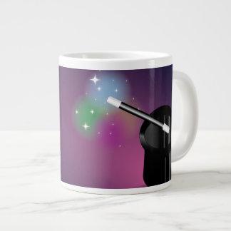 vara mágica taza grande