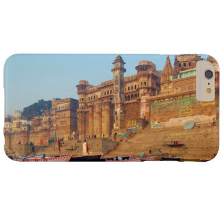 Varanasi India As Seen From Ganga River Barely There iPhone 6 Plus Case