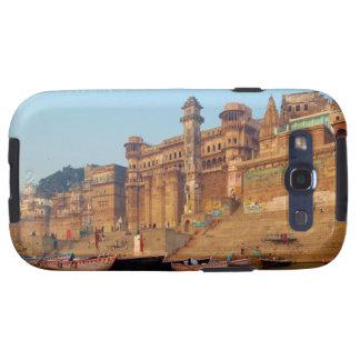 Varanasi India As Seen From Ganga River Galaxy S3 Cover