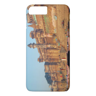 Varanasi India As Seen From Ganga River iPhone 8 Plus/7 Plus Case
