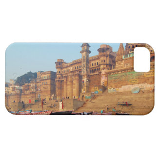 Varanasi India As Seen From Ganga River iPhone SE/5/5s Case