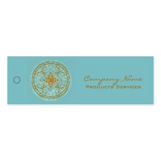 Varanasi - Merchandise Price Tag Mini Business Card