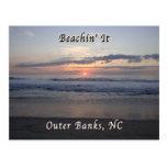 Varándolo Outer Banks Carolina del Norte Postal