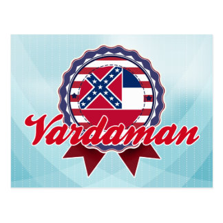 Vardaman, ms postal