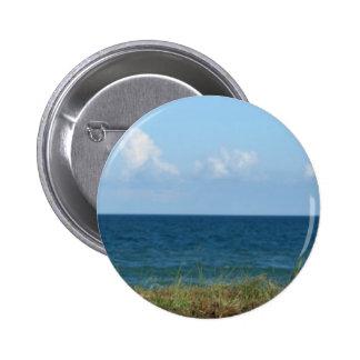 Vare la duna con agua azul y el cielo, la Florida Pins