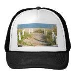 Vare la duna del paseo roped de color de la playa  gorras