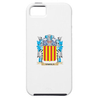 Varela Coat of Arms - Family Crest iPhone 5 Cases
