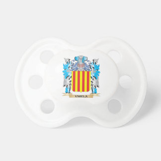 Varela Coat of Arms - Family Crest BooginHead Pacifier