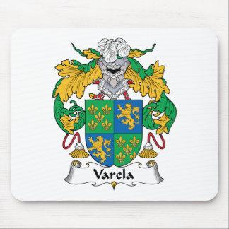 Varela Family Crest Mouse Pad