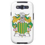 Varela Family Crest Samsung Galaxy SIII Case