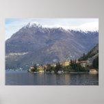 Varenna Italia, lago Como Posters