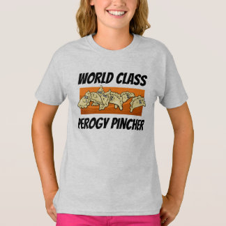 Varenyky Perogy Pincher Champion Kids' Shirt
