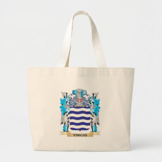 Vargas Coat of Arms - Family Crest Tote Bag