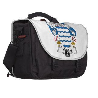 Vargas Family Crest Commuter Bags