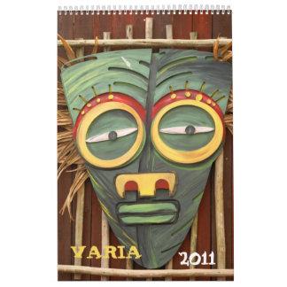 Varia 01 - 2011 Calendar