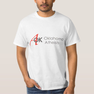 Variable Style/Color AOK Logo w/ Text T-Shirt