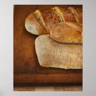 Variación de la repostería y pastelería póster