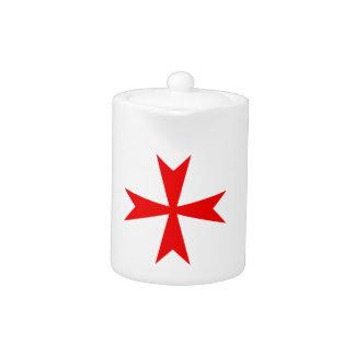 Variante de la cruz maltesa