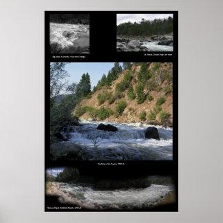 Varias imágenes de Whitewater Póster