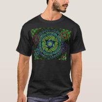 Variated Spheres Vibrant Celtic Knot