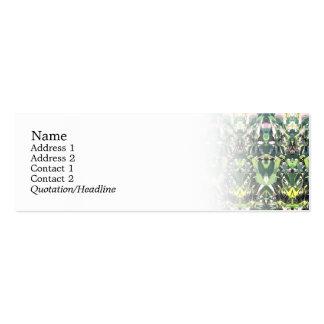 Variation, Mango Tree Business Card Template