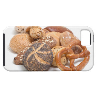 variation of baked goods iPhone SE/5/5s case