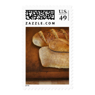 Variation of baked goods stamps