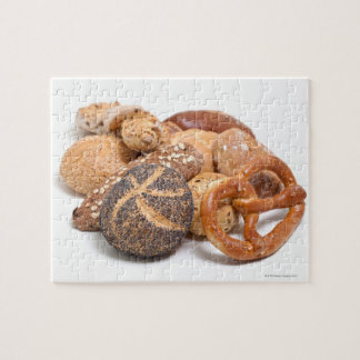 variation of baked goods jigsaw puzzle