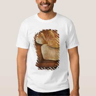 Variation of baked goods shirt