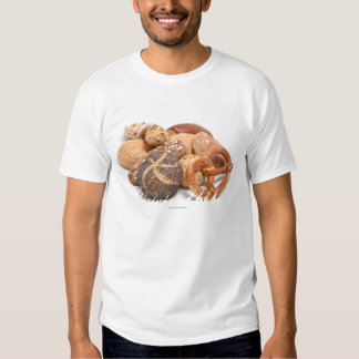 variation of baked goods t shirt