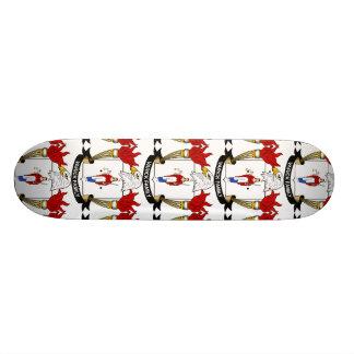 Varick Family Crest Skateboards