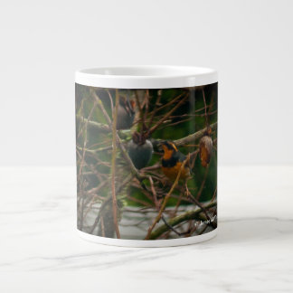 Varied Thrush #2 Large Coffee Mug