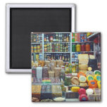 Variedad peruana del mercado imanes para frigoríficos