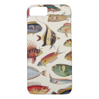 Variedades de pescados funda iPhone 7