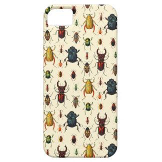 Variedades del escarabajo iPhone 5 funda