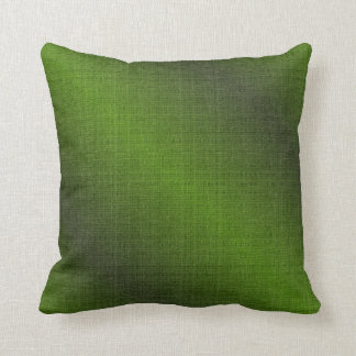 Variegated Green Pillow