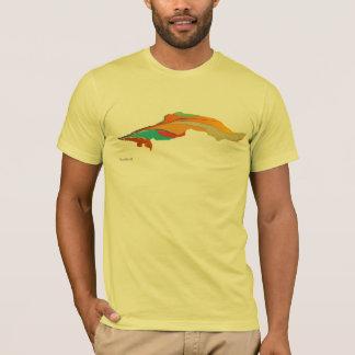 Variegated Leaf T-Shirt