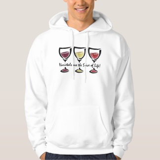 Varietals Wine Hoodie