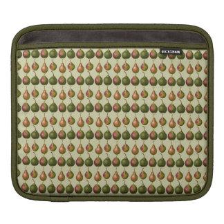 Varieties of Pears iPad Sleeves