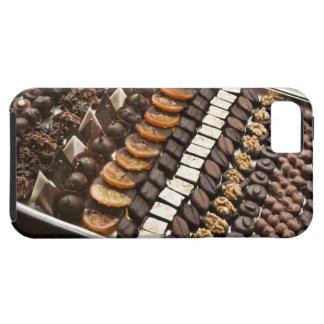 Variety of Artisanal Chocolate Pralines iPhone 5 Case