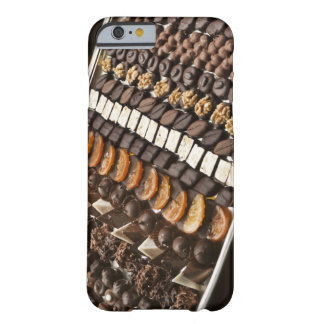 Variety of Artisanal Chocolate Pralines Barely There iPhone 6 Case