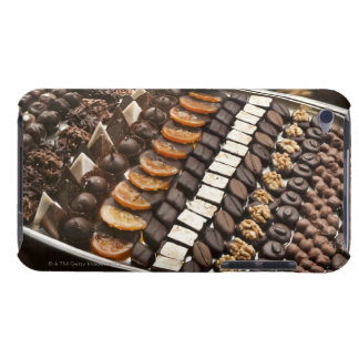 Variety of Artisanal Chocolate Pralines iPod Touch Case
