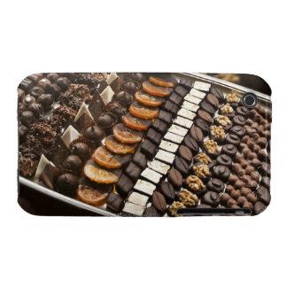 Variety of Artisanal Chocolate Pralines iPhone 3 Cover
