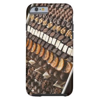 Variety of Artisanal Chocolate Pralines Tough iPhone 6 Case