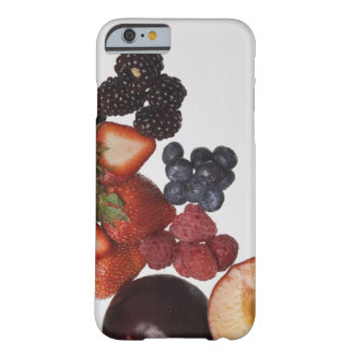 Variety of berries barely there iPhone 6 case